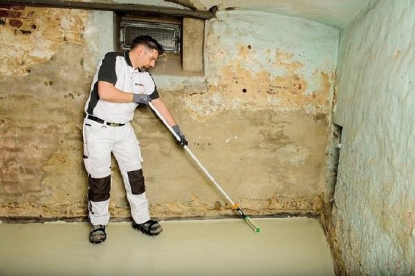 Sehr ISOTEC bietet neue Möglichkeit zur Sanierung alter Kellerböden FK82