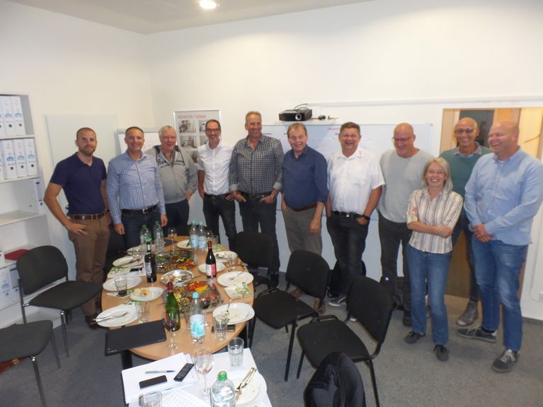 Isotec Regionaltreffen In Essen Abdichtungssysteme Putz Gmbh Essen