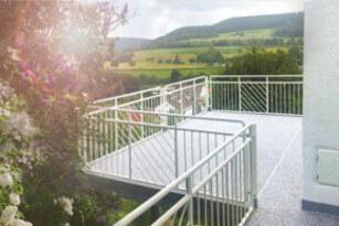 Gut gemocht Balkonsanierung mit ISOTEC-Flüssigkunststoff CC33